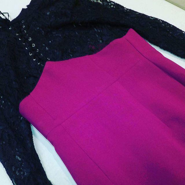 #ワンピース #スリット の補修。#洋服のリフォーム #スレッド名古屋 #名古屋 #栄 #ファッション