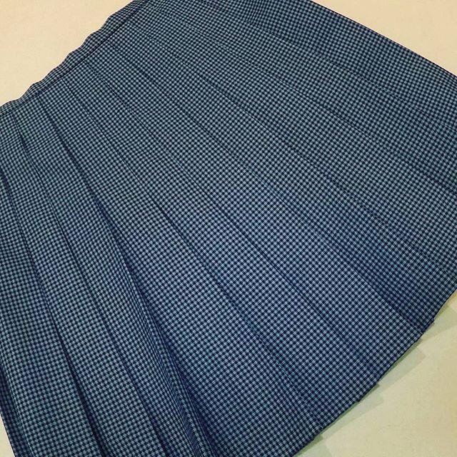 #制服 #高校生 #スカート 丈を短くカットしました。ベルト下45cm仕上りです。2時間ほどの最短仕上げをしています。#洋服のリフォーム #スレッド名古屋 #名古屋 #栄 #ファッション