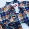 コンバースのシャツ、袖丈を短くお直ししました。#洋服のリフォーム #スレッド名古屋 #名古屋 #メルサ #スカイル #栄 #ファッション #シャツ  #袖 #converse from Instagram